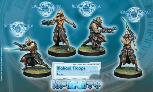 Makaul Troops