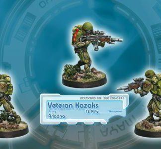 Veteran Kazaks (T2 Rifle)