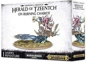 Burning Chariot of Tzeentch