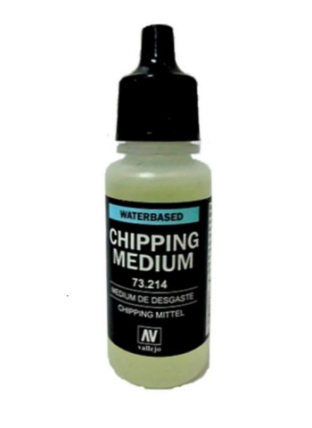 Chipping Medium 73214