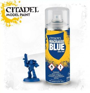 Macragge Blue Spray