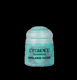 Nihilakh Oxide