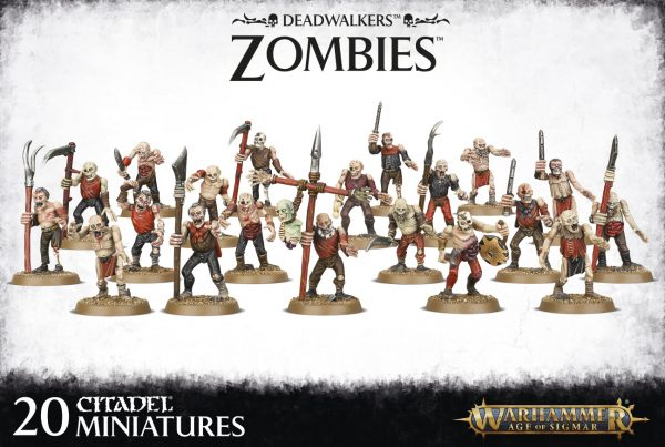 Deadwalker Zombies