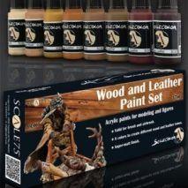 cueros y maderas