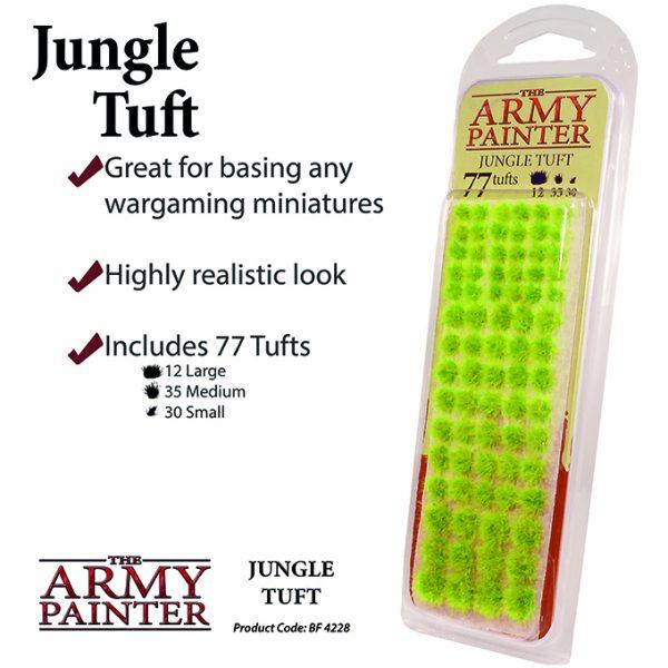 Battlefields: Jungle Tuft (2019)
