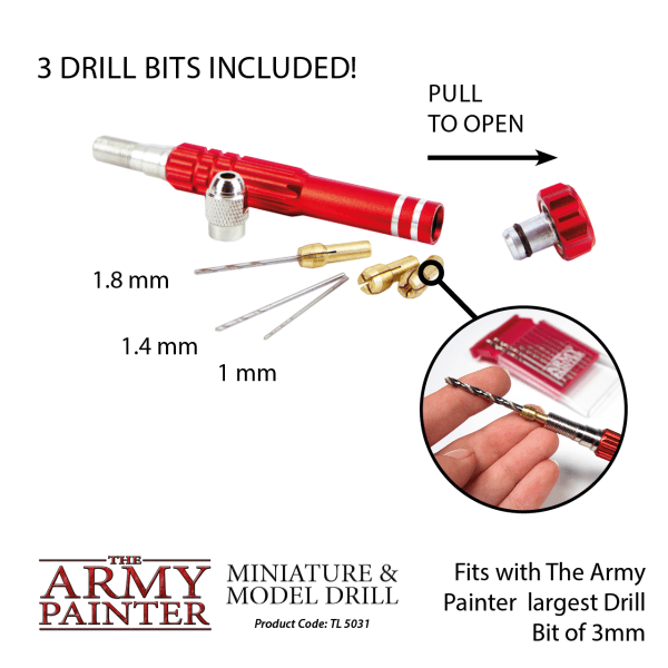 Miniature and Model Drill (2019)