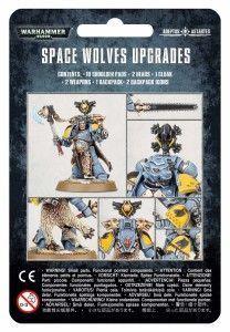 Pack de mejora Lobos Espaciales