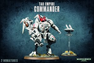 Tau Empire Commander