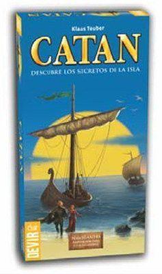 Navegantes de Catan 5-6 Jugadores