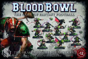 The Skavenblight Scramblers