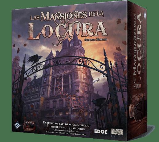 Las Mansiones de la Locura 2ª Edición