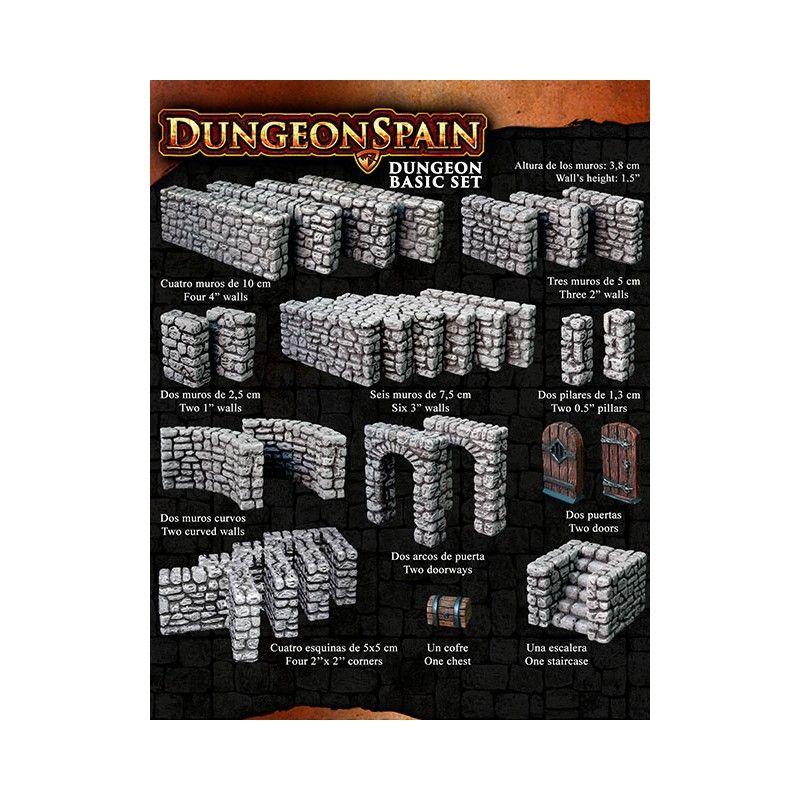 Dungeon Spain