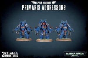 Primaris Aggressors