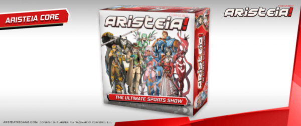 Aristeia! Core Box