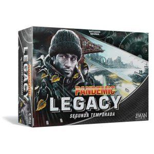 Pandemic Legacy, segunda temporada