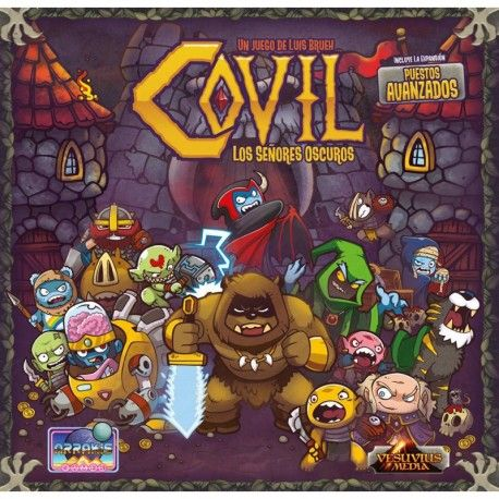 Covil