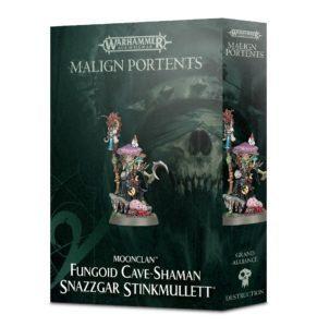 Snazzgar Stinkmullet –Cave Shaman