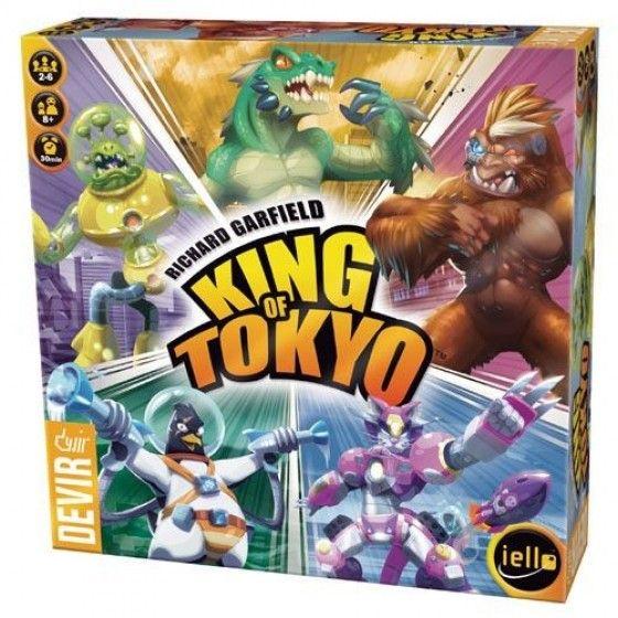 King of Tokyo (2016)