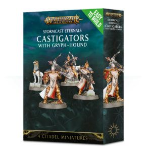 Castigators with Gryph Hound