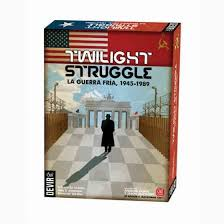 Twilight Struggle: La Guerra Fría