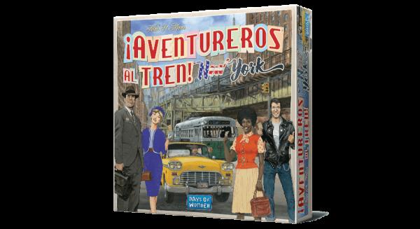 ¡Aventureros al Tren! : New York