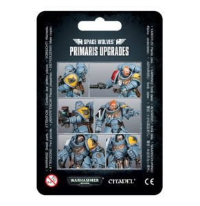 Space Wolves: Primaris Upgrade Set