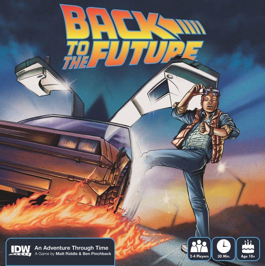 Regreso al Futuro: Una aventura a través del Tiempo