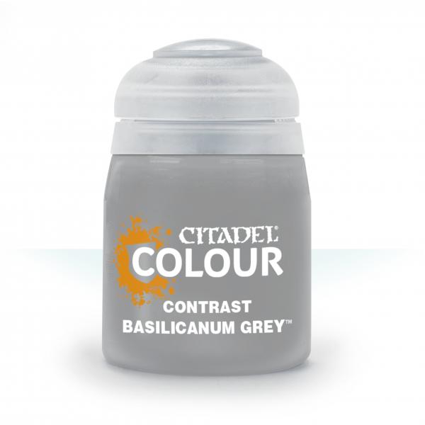 Contrast: Basilicanum Grey