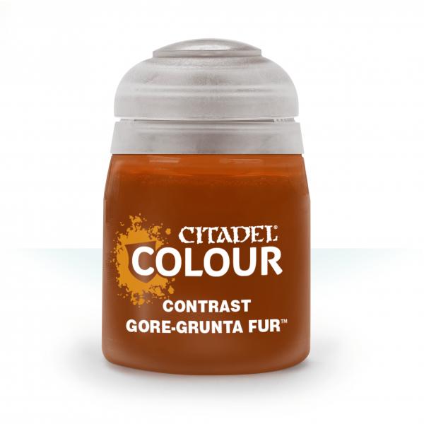 Contrast: Gore-Gruntafur