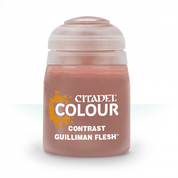 Contrast: Guilliman Flesh