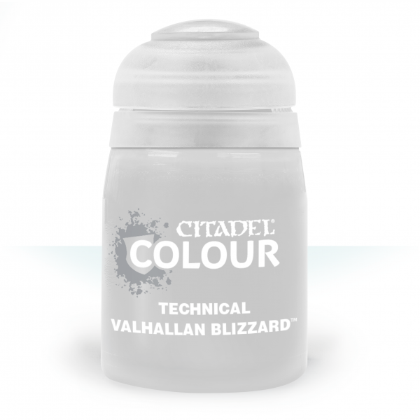 Technical: Valhallan Blizzard