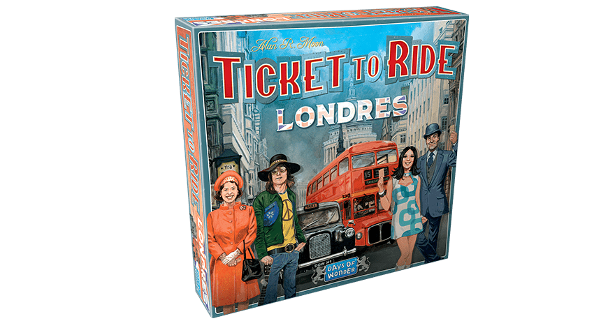 Ticket to Ride : Londres