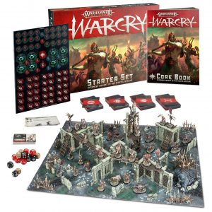Warcry Starter Set-ingles
