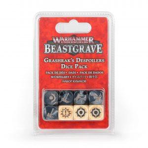 Grashrak's Despoilers Dice Pack