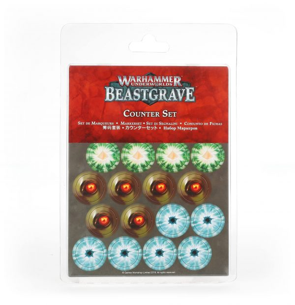 Beastgrave Counter Set