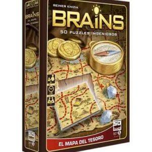 Brains. Mapa Del Tesoro