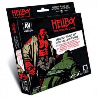 Hellboy Set de pintura