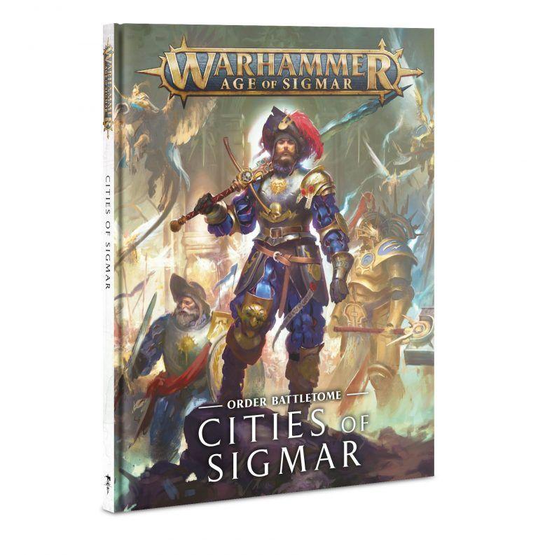 Battletome: Ciudades de Sigmar