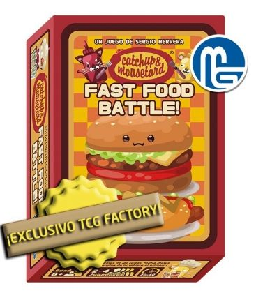 Fast Food Battle!
