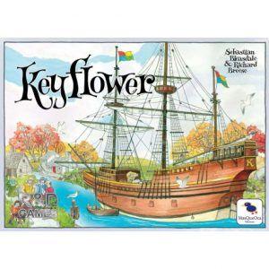 Keyflower Cuarta Edicion