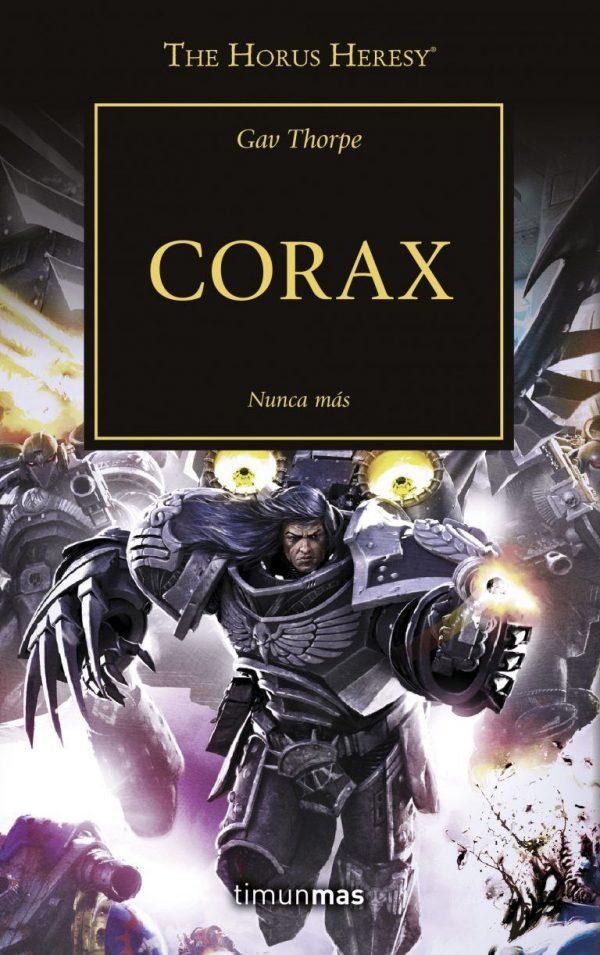 Nº 40 Corax (Herejía de Horus)