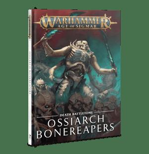 Tomo de batalla: Ossiarch Bonereapers