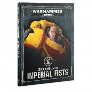 Codex: Imperial Fists