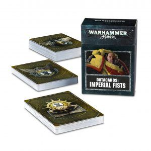 Tarjetas de datos: Imperial Fists