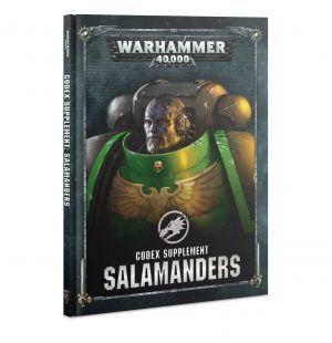 Suplemento de Codex: Salamanders