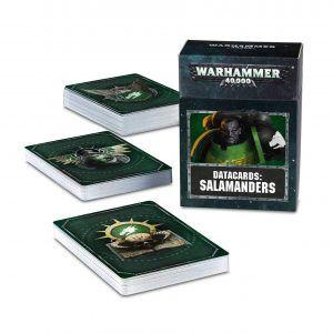 Tarjetas de datos: Salamanders