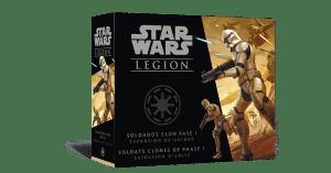 Soldados clon fase I