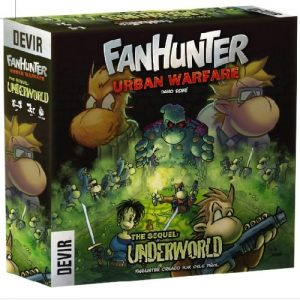 Fanhunter: Urban Warfare the sequel: Underworld