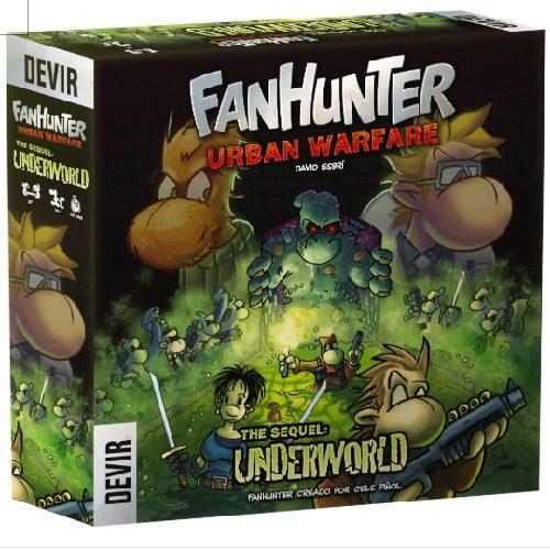 Fanhunter: Urban Warfare the sequel: Underworld