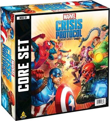 Marvel Crisis Protocol Miniatures Game Core